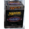 Proteges cartes officiels Magic *80 66x91mm Deck Protector