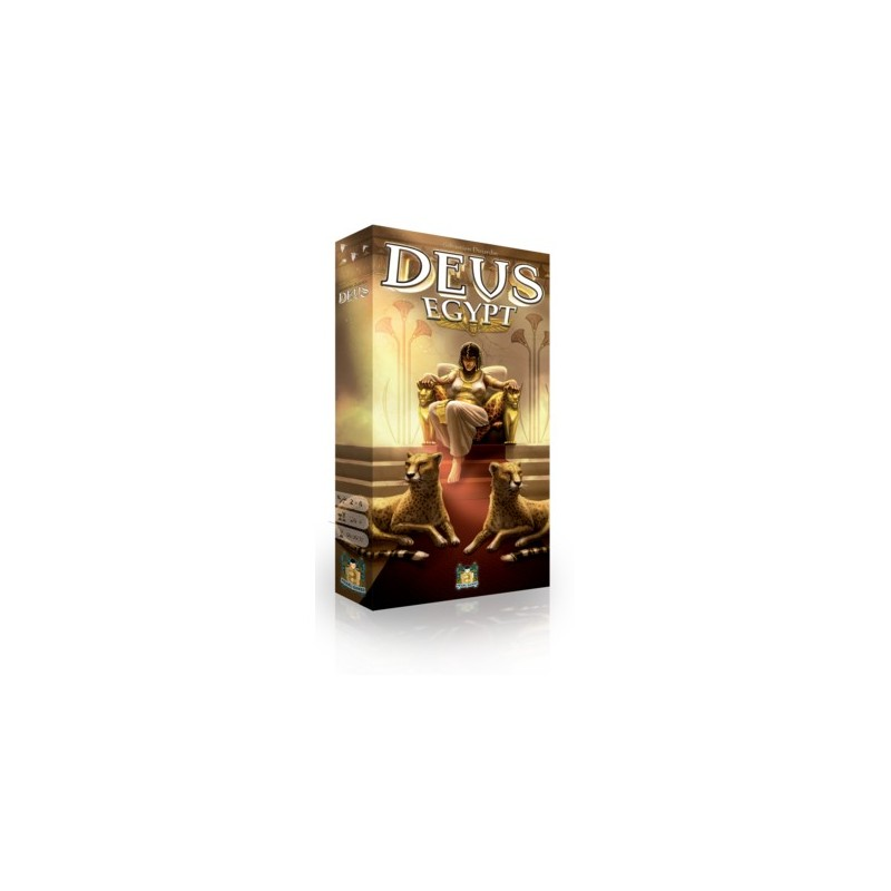 Deus extension : Egypt VF Jeu Pearl Games