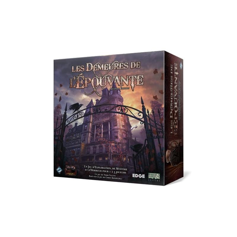 Les Demeures de l'Epouvante Seconde Edition Vf Edge