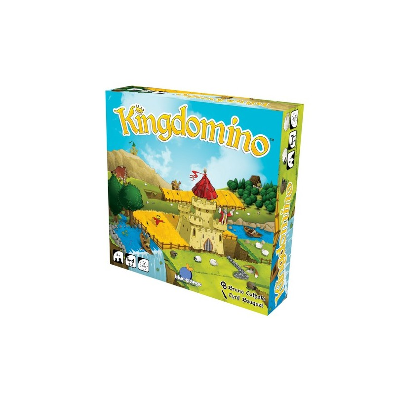 KingDomino VF BlueOrange Jeu