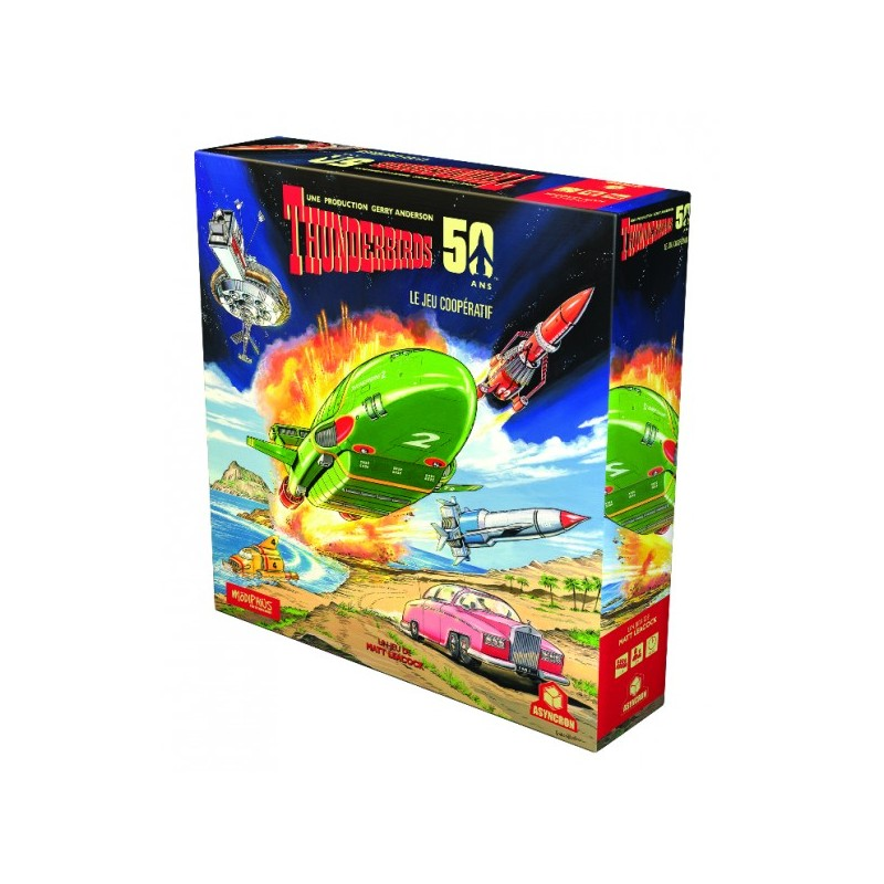 Thunderbirds VF Asynchron