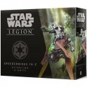Star Wars : Légion - Speederbikes 74-Z FR EDGE FFG