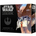 Star Wars : Légion - Airspeeder T-47 FR EDGE FFG