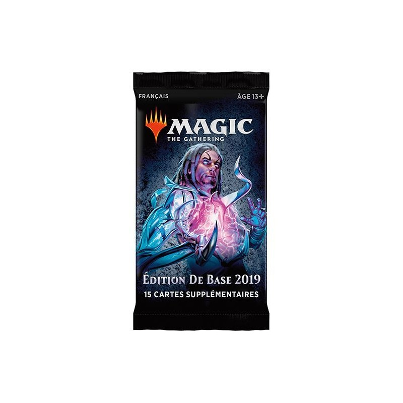 Magic Booster 2019 FR MTG The gathering