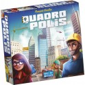 Quadropolis VF Jeu Days of Wonders avec Offert 19 Tuiles Boutique Bonus
