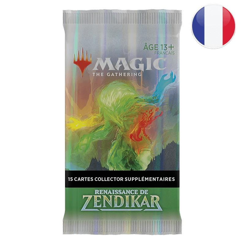 Magic Booster collector Renaissance de Zendikar FR MTG The gathering