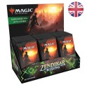Magic Boite de 30 Booster d'Extension La Renaissance de Zendikar EN MTG The gathering
