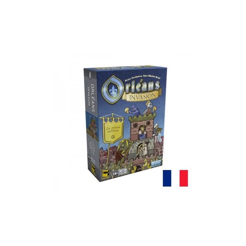 Orléans Extension : Invasion FR Matagot DLP GAMES