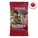 Magic Booster Ikoria La Terre des Béhémoths JAP MTG The gathering