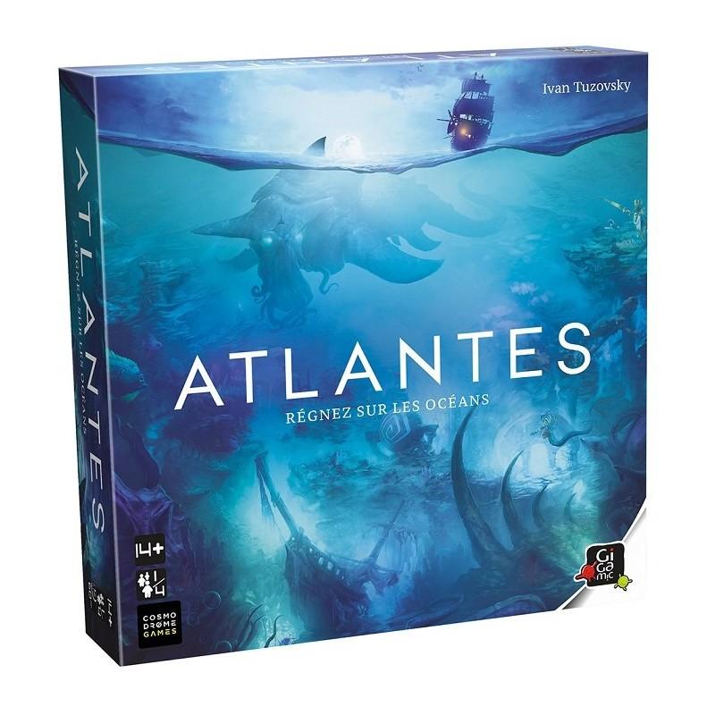 Atlantes FR Gigamic Cosmo Drome Games