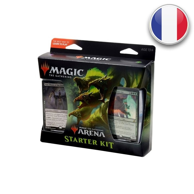 Magic 2021 Kit de demarrage Arena FR Wizards