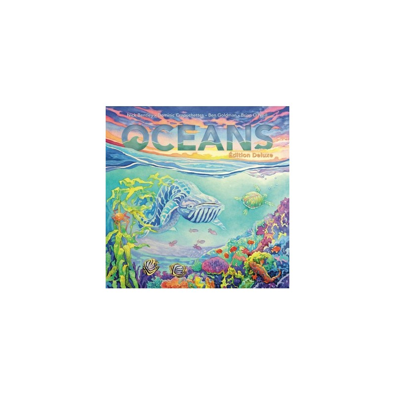 Oceans Edition Deluxe FR Funforge