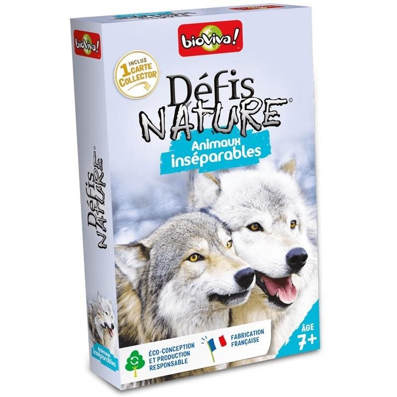 Defis Nature Animaux Inséparables FR Bioviva