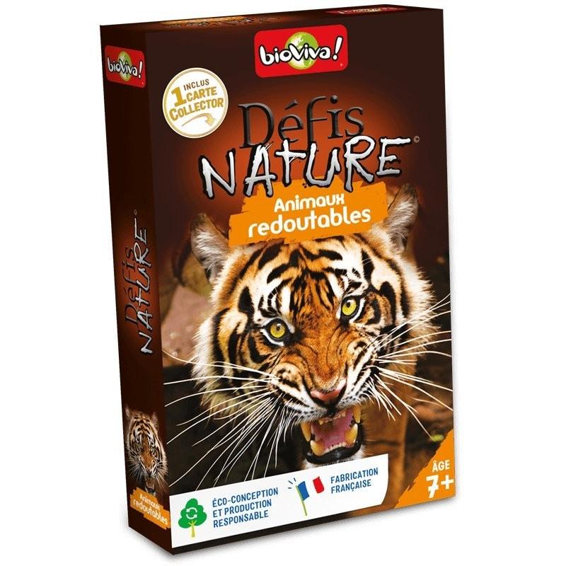 Defis Nature Animaux Redoutables FR Bioviva
