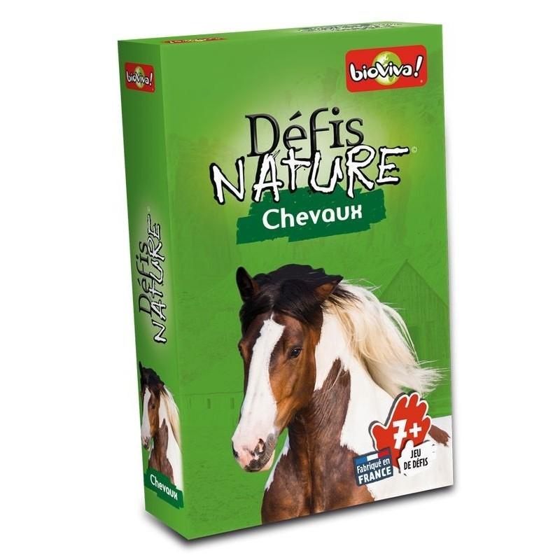 Defis Nature Chevaux FR Bioviva