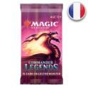 Magic Booster collector Commander Légendes FR MTG The gathering