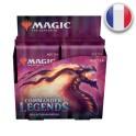 Magic Boite de 12 boosters collectors Commander Légendes FR MTG The gathering