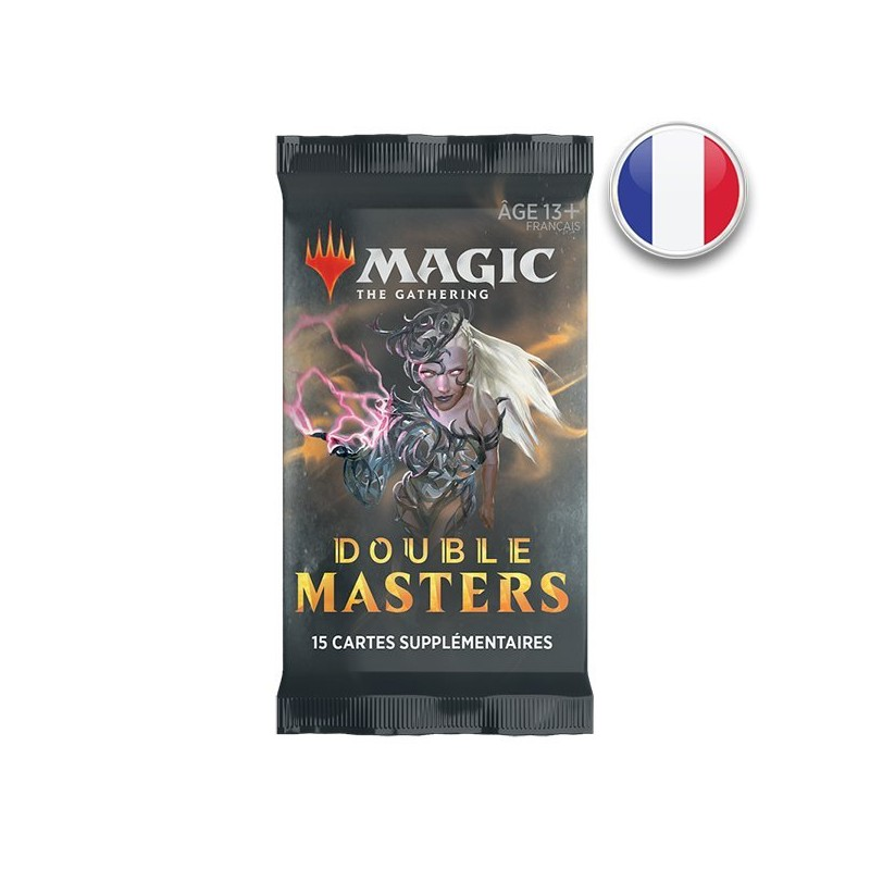 Magic Booster Double Masters FR MTG The gathering