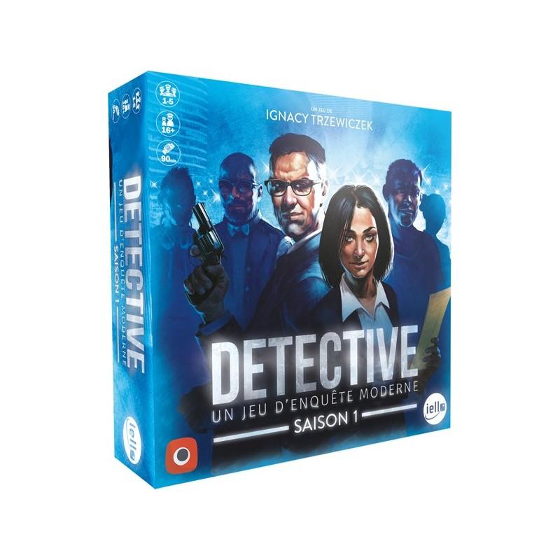 Detective : Saison 1 FR Iello