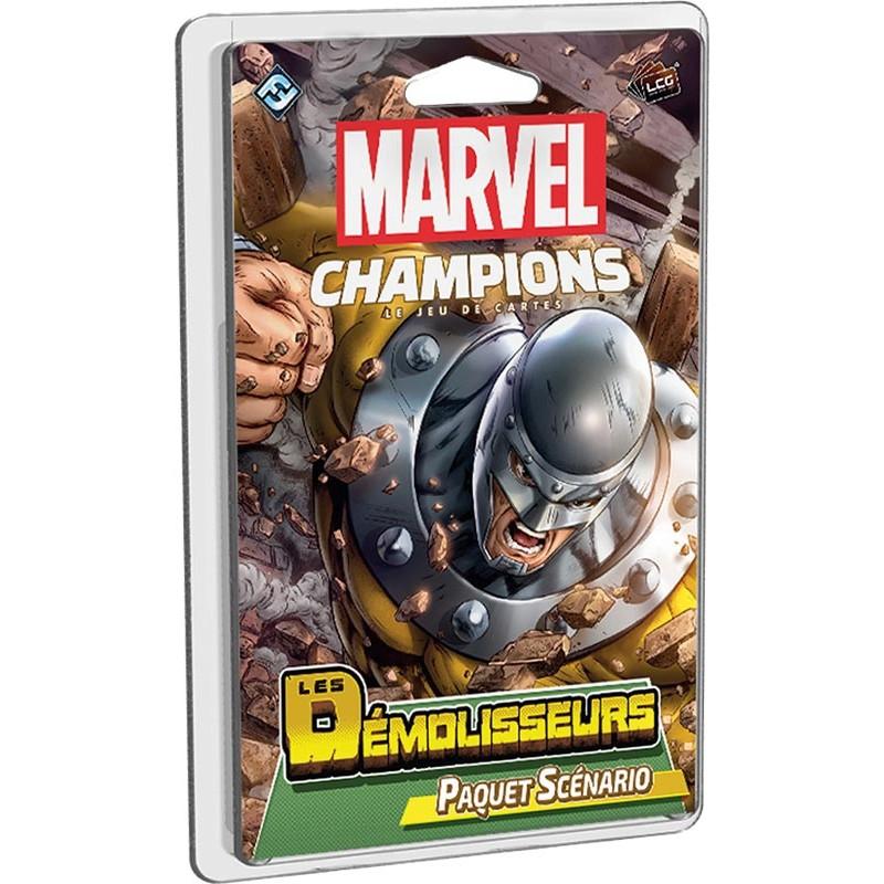 Marvel Champions Extension : Les Demolisseurs FR FFG