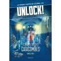 Unlock ! Escape Geeks Echappe-toi des Catacombes Livre FR Space Cowboy