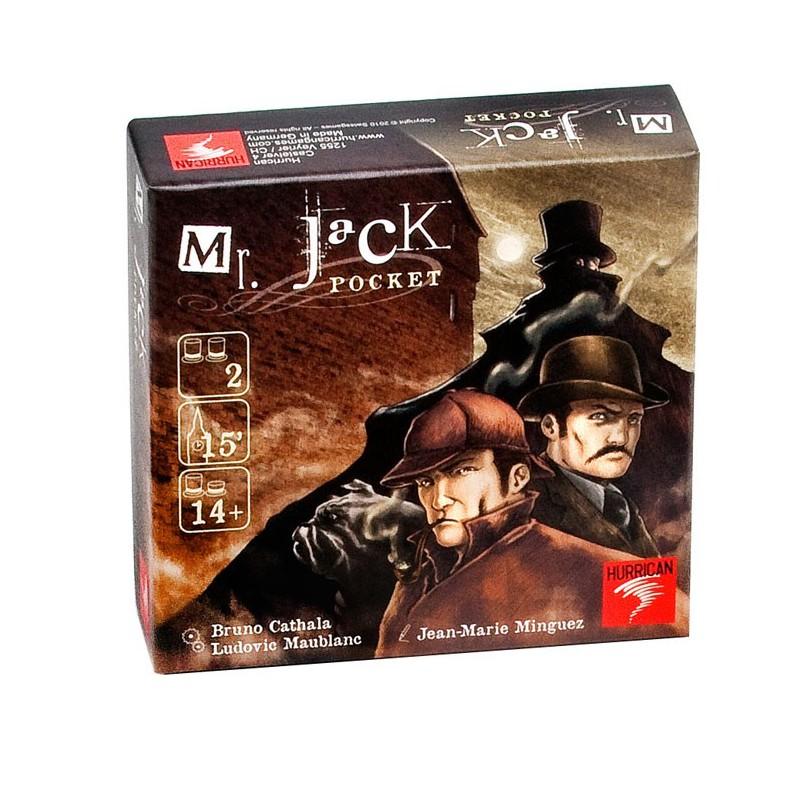 Mister Jack pocket FR Hurrican