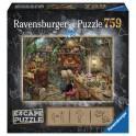 Escape Puzzle : La cuisine de la Sorcière FR Ravensburger