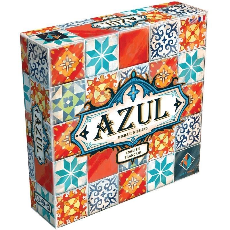 Azul FR Plan B games jeu de societe