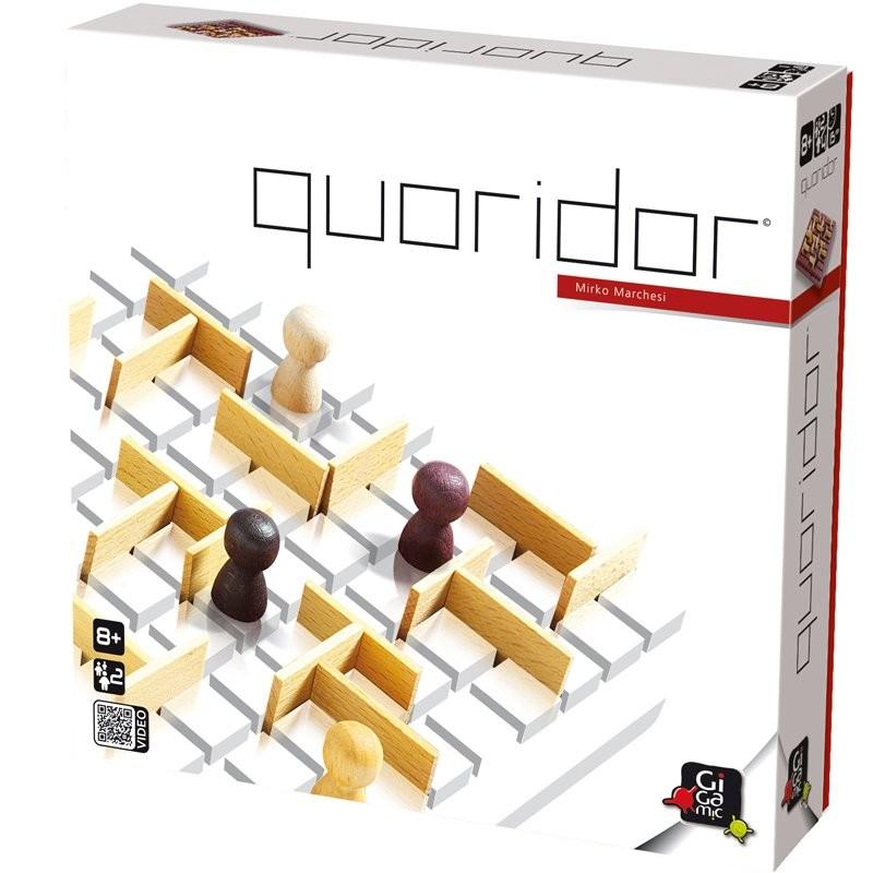 Quoridor Classic Gigamic Jeu de Societe VF