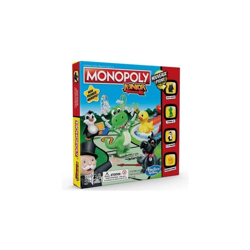 Monopoly Junior FR Hasbro Gaming