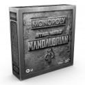 Monopoly star wars The mandalorian FR Hasbro Gaming