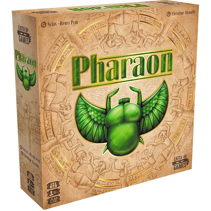 Pharaon Fr Catch up Games