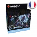 Magic Boite de 12 boosters collectors Kaldheim FR MTG The gathering