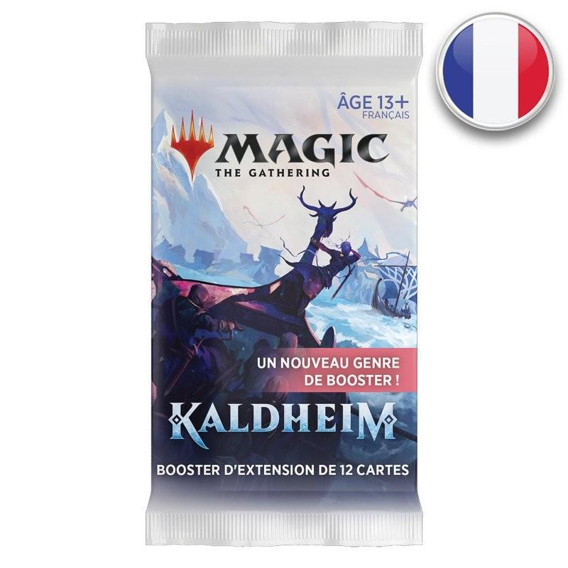 Magic Booster d'Extension Kaldheim FR MTG The gathering