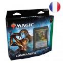 Magic Kaldheim Decks Commander Elven Empire FR MTG The gathering