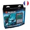 Magic Kaldheim Decks Commander Prémonition Fantomatique  FR MTG The gathering