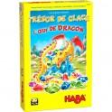 Tresor de Glace l'Oeuf de Dragon FR Haba