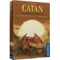 Catan Extension : Trésors, Dragons & Explorateurs FR Kosmos