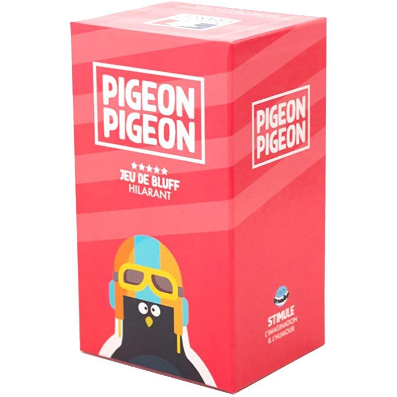 Piegeon Pigeon FR Pixie Games