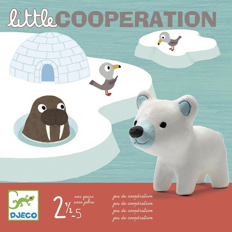 Little Cooperation FR Djeco