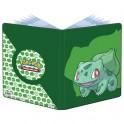 Portfolio Pokemon Bulbizarre A4 180 Cartes FR Ultra Pro