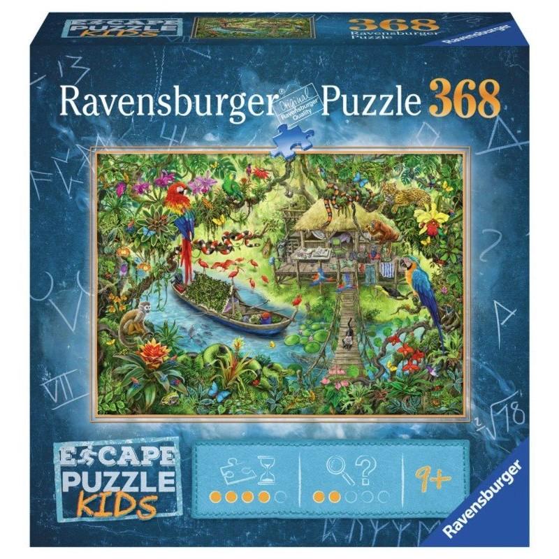 Escape Puzzle Kids : Le Safari FR Ravensburger