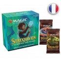 Magic Strixhaven Pack d'AP Quandrix + 2 boosters FR MTG The gathering