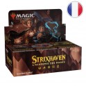Magic Boite de 36 boosters de Draft Strixhaven l'Académie des Mages FR MTG The gathering