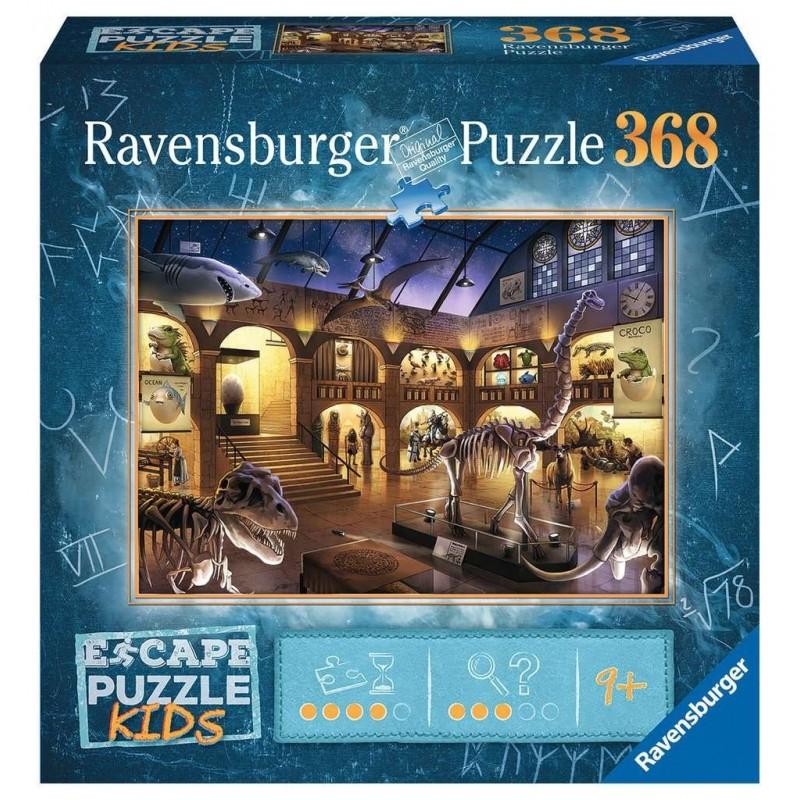 Escape Puzzle Kids : Une Nuit au Musée FR Ravensburger