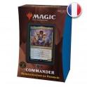 Magic Deck Commander 2021 Représentation de Prismari Strixhaven FR Wizards