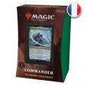 Magic Deck Commander 2021 Quandrix quantique Strixhaven FR Wizards