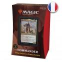Magic Deck Commander 2021 Héritages de Forsapience Strixhaven FR Wizards