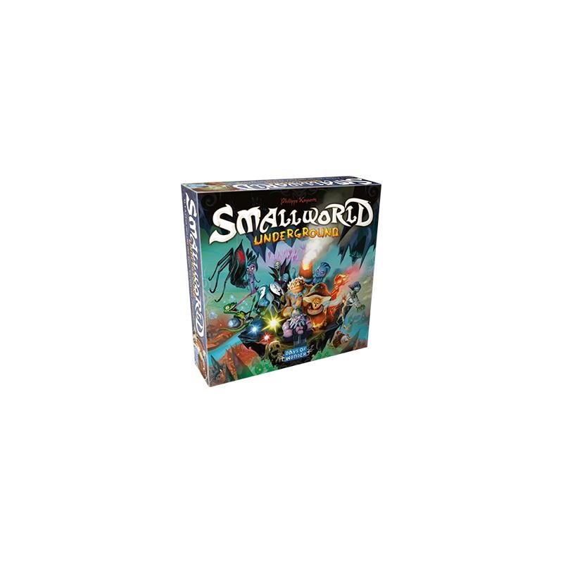 Smallworld Underground FR Days of Wonder