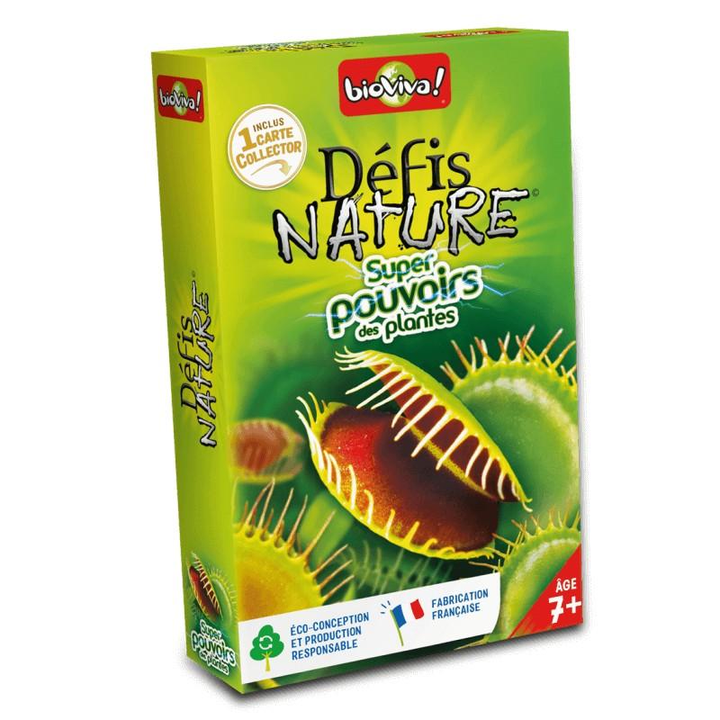 Defis Nature Super pouvoirs des plantes FR Bioviva